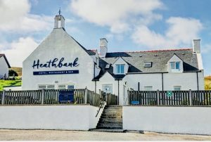 Isle Of Barra Beach Hotel Tariff